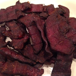 The Jerky - more on this later